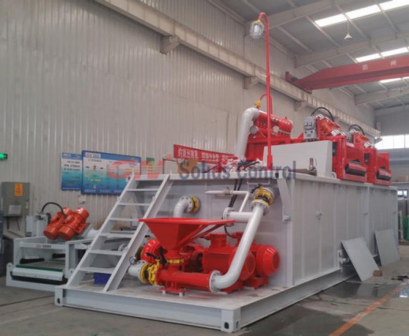 CBM | GN CBM Drilling Mud System